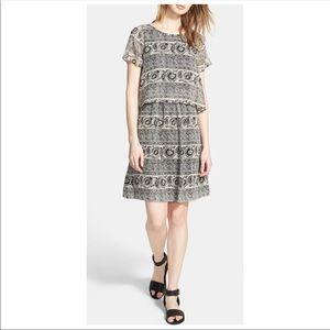MADEWELL Two Piece Silk Dress